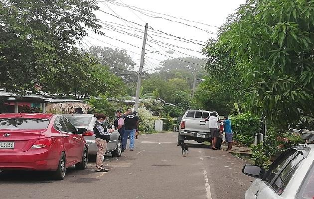 En menos de cinco días se han reportado dos balaceras en la provincia de Veraguas, lo que mantiene alarmada a la población. Foto: Melquiades Vásquez