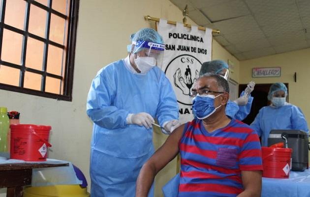 En los últimos días en la provincia de Coclé se reportan unos 600 activos de coronavirus. Foto: Cortesía Caja de Seguro Social