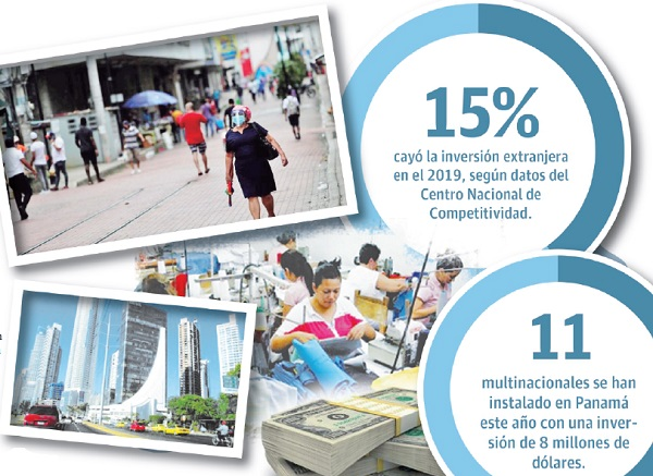El informe fue presentado por el Centro Nacional de Competitividad.