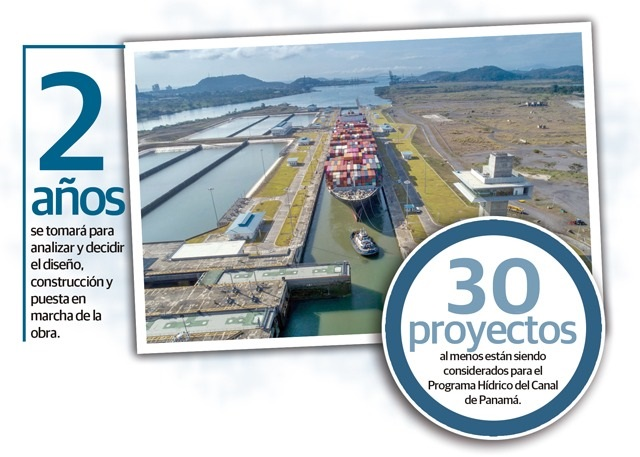 La subadministradora del Canal de Panamá, Ilya Espino de Marotta señaló que cada una de las propuestas serán analizadas y con ayuda de un experto se podrá encontrar alguna otra opción viable.
