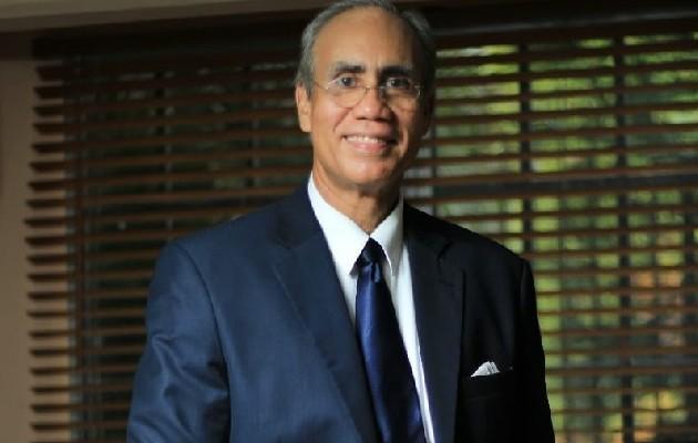 Miguel Ángel Cañizales, candidato a rector de la Universidad de Panamá. Foto: Cortesía
