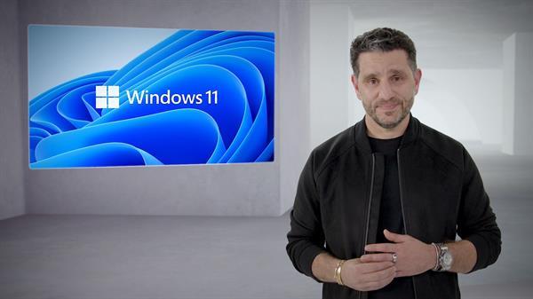En Windows 11, los bordes son suaves y redondeados. Foto: EFE