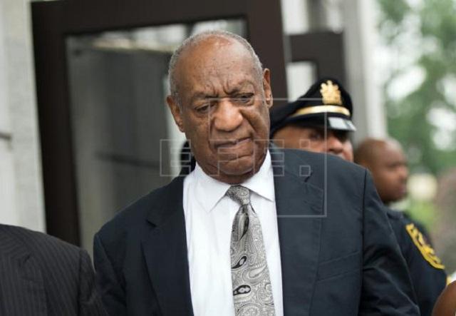 El artista estadounidense Bill Cosby. Foto: EFE / Tracie Van Auken / Archivo