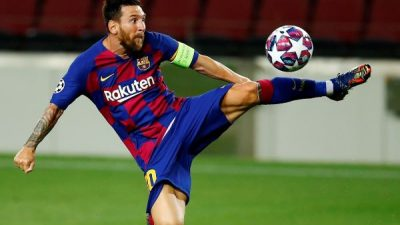 Leo Messi. Foto:EFE