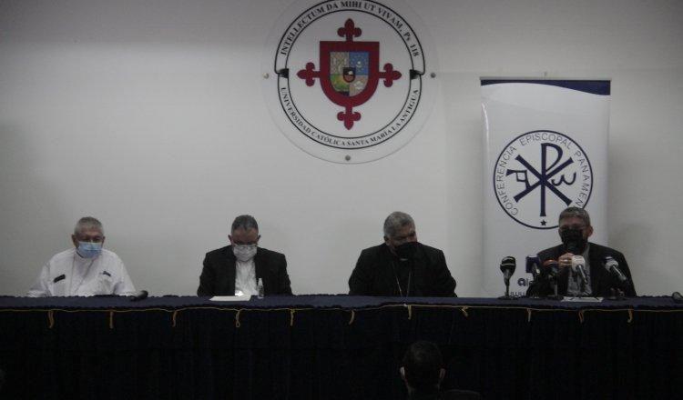 Los obispos también se refirieron a otros temas de interés nacional abordados durante su segunda asamblea ordinaria del año que concluyó el pasado jueves, 1 de julio. Foto: Víctor Arosemena