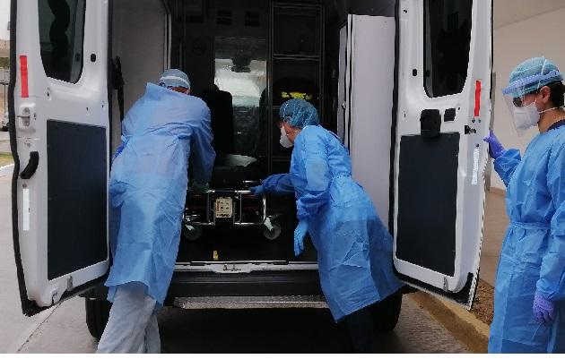 De acuerdo a las autoridades de salud, hay más de 940 casos activos de covid-19 en la provincia de Herrera. Foto: Thays Domínguez