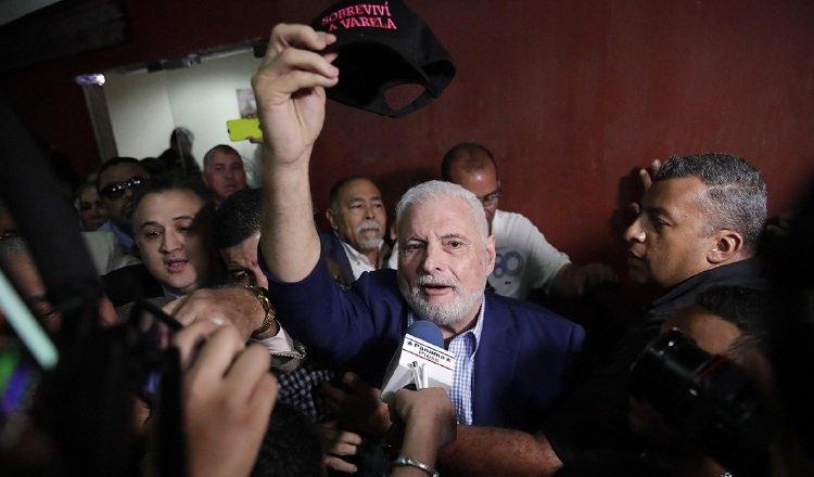 Ricardo Martinelli por años ha venido denunciando ser víctima de persecución política, al igual que su familia. Archivo