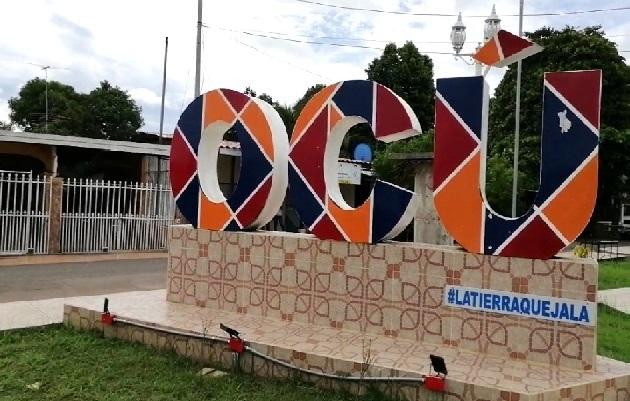 El distrito de Ocú cuenta hasta el último informe epidemiológico del Ministerio de Salud con 75 casos activos de covid-19. Foto: Thays Domínguez
