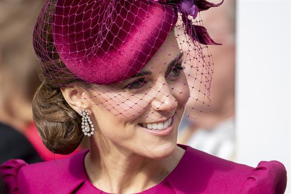 Catalina, duquesa de Cambridg. Foto: EFE