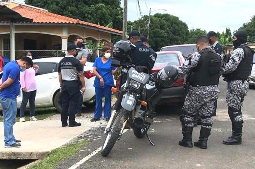 En los distritos buscan minimizar los focos de contagio. Foto/Thays Domínguez