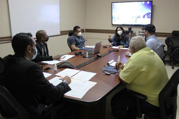 En la reunión se estableció que todas las coordinaciones interinstitucionales irán de la mano con capacitación para todos los colaboradores de ambas entidades. Foto: Cortesía @aduanaspanama