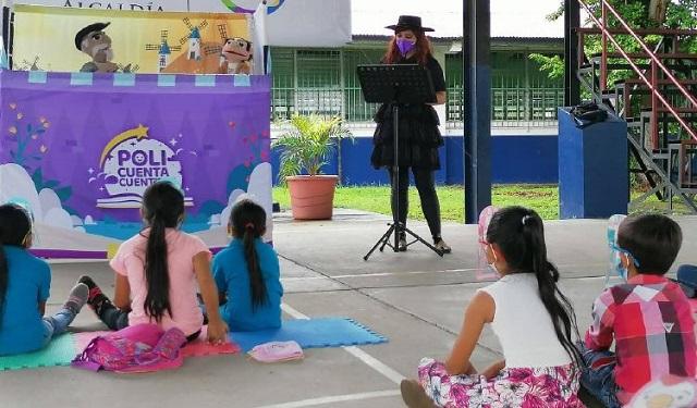 Este domingo el 'Quijote al Parque' se realizará en Las Cumbres. Foto: Cultura MUPA
