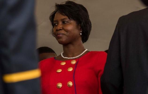 Primera dama de Haití recibe atención médica en hospital Jackson Memorial. Foto: EFE
