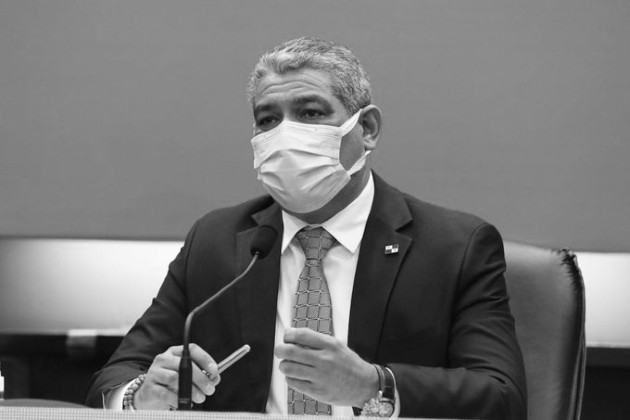 El ministro de Salud, Luis Francisco Sucre, se refirió al tema en la conferencia de prensa de los martes, el pasado martes 6. Foto: Archivo.