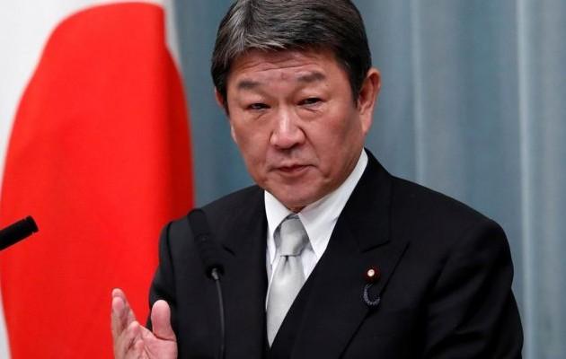 Ministro japonés de Asuntos Exteriores, Toshimitsu Motegi, visitará Guatemala, Panamá, Cuba y Jamaica. Foto: Cortesía