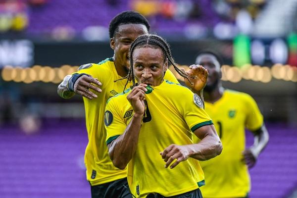 Jamaica en el segundo partido jugará frente a la su similar de Guadalupe. Foto Cortesía: @GoldCup