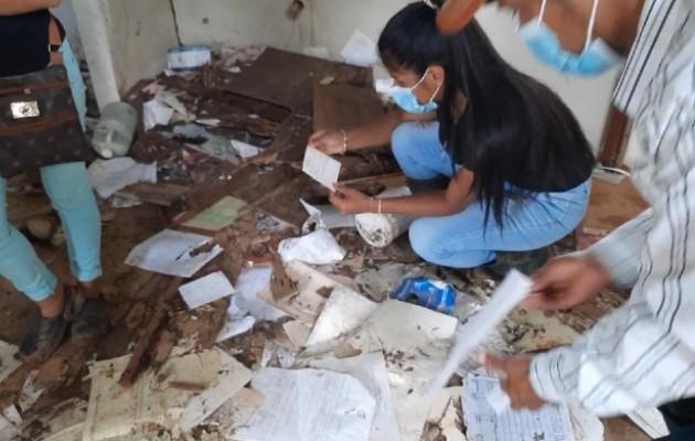 En Calovébora, Guázaro, Belén, Río Veraguas y El Cuay en Santa Fé, las condiciones de los puestos de salud no son aptas para atender a los pacientes. Foto: Melquiades Vásquez