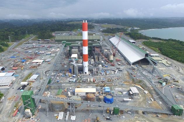 Un estudio reveló que Panamá con una minera de cobre paga el más bajo porcentaje de regalía (2%). Archivo