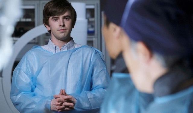 Freddie Highmore interpreta al Dr. Shaun Murphy. Foto: @thegooddoctorabc