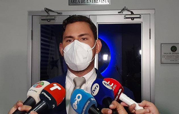 Juan Diego Vásquez recordó que Energy Transfer no tiene una buena reputación. Foto: Víctor Arosemena