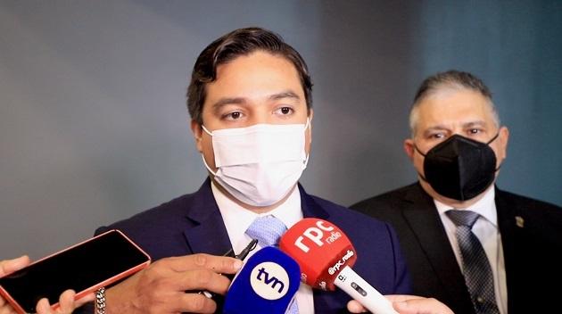 El Viceministro de Finanzas, Jorge L. Almengor. Foto: Cortesía
