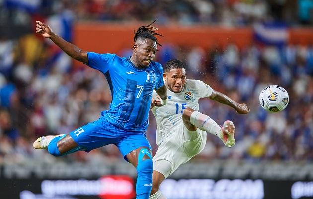 Panamá depende de Honduras. Foto: Cortesía Gold Cup