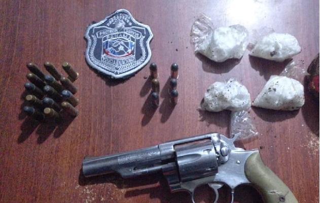 Sumado al decomiso de droga han logrado sacar de circulación 43 armas de fuego, e igual número de personas aprehendidas y remitidas a las autoridades judiciales. Foto: José Vásquez