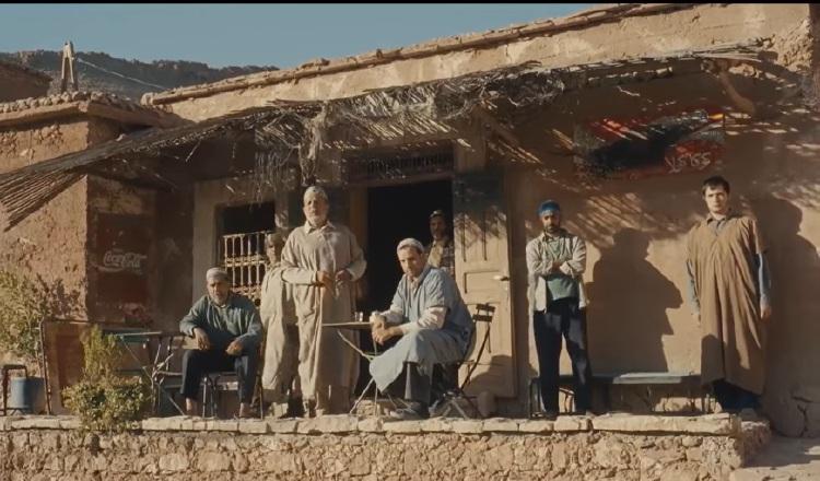 Película de Marruecos. Cortesía
