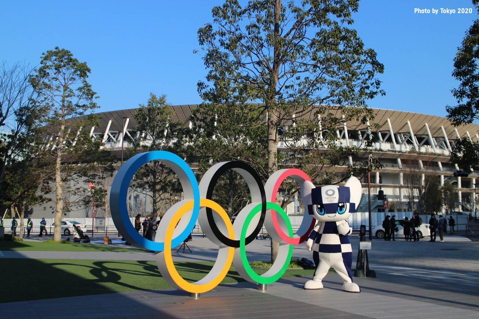 La selección de Sudáfrica de fútbol tiene previsto enfrentarse a la de Japón este jueves en el torneo olímpico de ese deporte. Foto Cortesía: @Tokyo2020