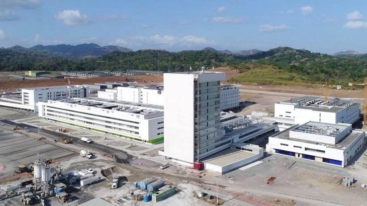 Gobierno adelanta negociación con IBT para reiniciar los trabajos de los cuatro hospitales abandonados, dijo Laurentino Cortizo. Foto: Archivo