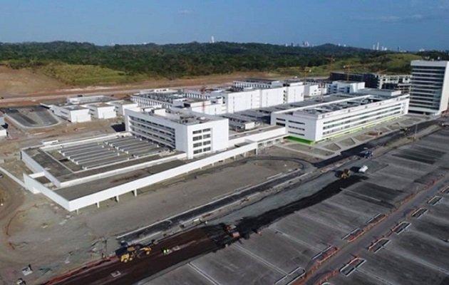Consorcio conformado por tres empresas panameñas terminaría el proyecto conocido como Ciudad de la Salud. Foto: Archivo
