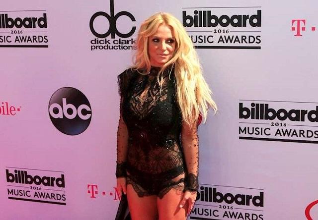 Britney Spears. Foto: EFE / NINA PROMMER