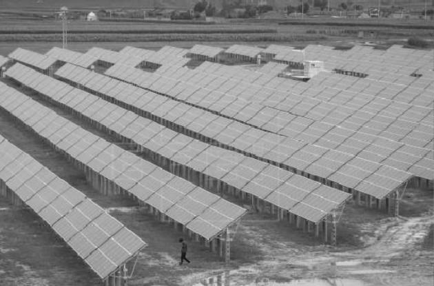 Las energías renovables aportan energía 100% libre de contaminación y amigable con el medio ambiente, y ayudan a la reducción del costo de la energía eléctrica a los consumidores finales. Foto: EFE.