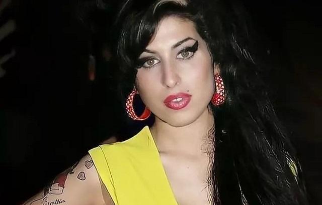 Amy Winehouse. Foto: Instagram