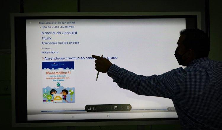 Educadores han advertido sobre deficiencias en el aprendizaje de los estudiantes, sobretodo en las áreas comarcales y de díficil acceso. Foto: Cortesía