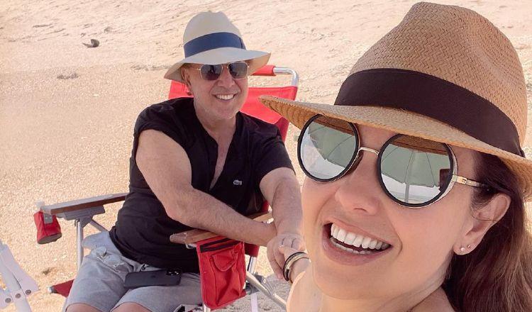 Una reciente foto que compartió Thalía y sus seguidores recordaron que es una pareja ejemplar. Instagram