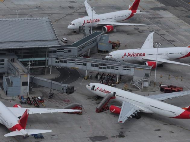 Avianca se acogió en mayo de 2020 a la ley de bancarrota . EFE