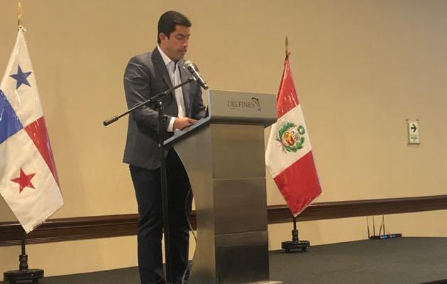 Empresarios panameños participaron de reunión con la Asociación de Exportadores de Perú y Asociación Peruana de Profesionales en Logística. Foto: Cortesía CCIAP