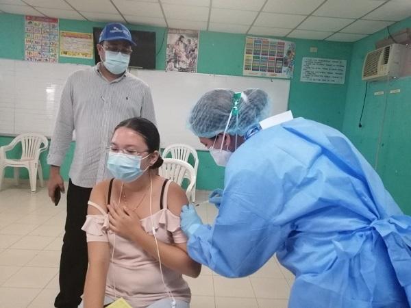 El próximo 28 de julio también se iniciará la vacunación en los circuitos 5-1, 5-2, 1-1 y 8-1. Foto: Minsa