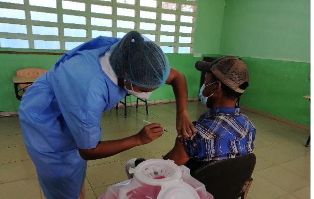 En la provincia de Herrera hay 50 personas hospitalizadas por covid-19, de las cuales ocho se encuentran en la Unidad de Cuidados Intensivos. Foto: Thays Domínguez