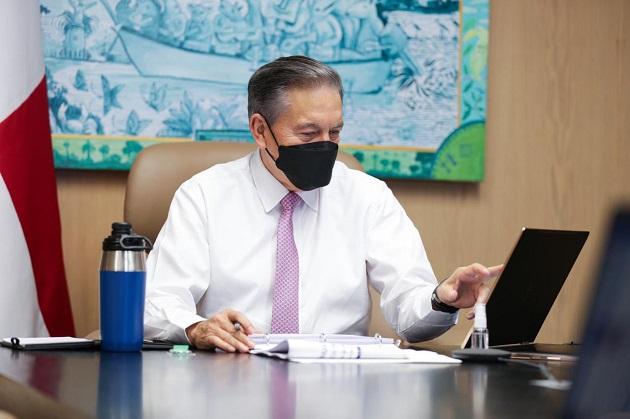 El Gobierno del presidente Laurentino Cortizo incluyó a Perú en el programa migratorio