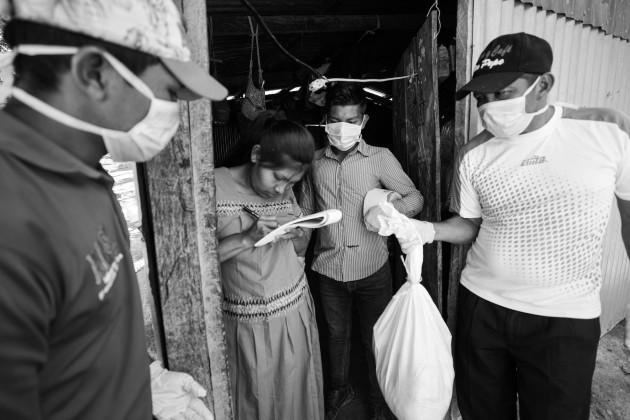 La COVID-19 es la mayor amenaza sanitaria, social, económica y laboral de la historia de Panamá. Foto: Cortesía.