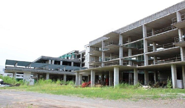 El complejo está ubicado en la vía Centenario, cerca a Merca Panamá. Se le había previsto otra vía de acceso, la cual no prosperó. Foto: Cortesía CSS