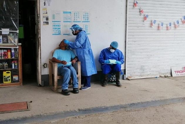 Panamá reportó ayer 495 casos de coronavirus. Foto: Cortesía Minsa