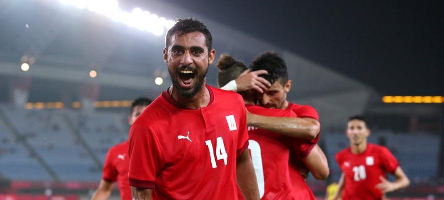 Egipto terminó segundo del grupo C gracias a su victoria por 2-0 sobre Australia. Foto Cortesía: @FIFAcom