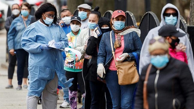 Estas revisiones reflejan, en gran medida, las diferencias en el desarrollo de la pandemia. EFE