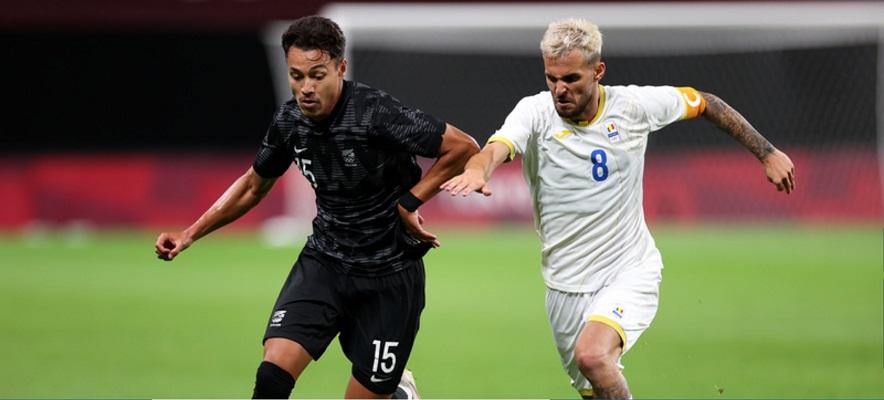 Nueva Zelanda empató a cero con Rumanía y con cuatro unidades avanzó a la siguiente ronda. Foto Cortesía: @FIFAcom