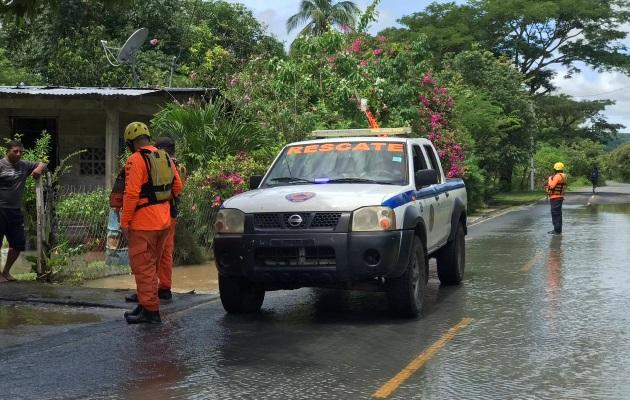 Los moradores del Sector 1 de Vista Hermosa tendrán que ser reubicados ya que el área es inundable.