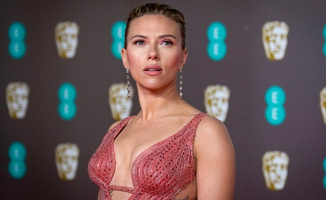 Scarlett Johansson. Foto: EFE / EPA / Neil Hall / Archivo