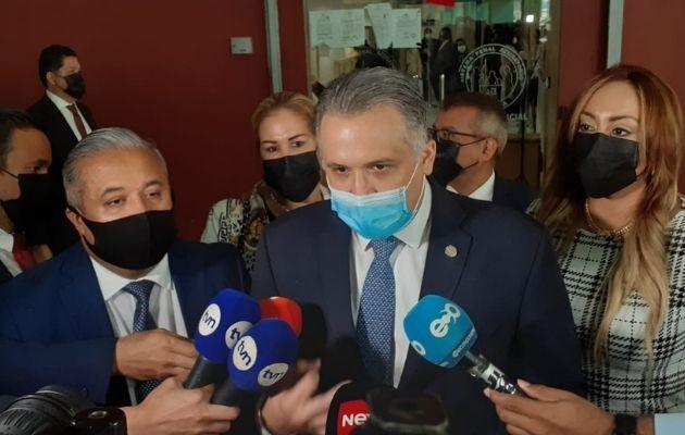 Hoy es el octavo día del juicio contra el expresidente Ricardo Martinelli.